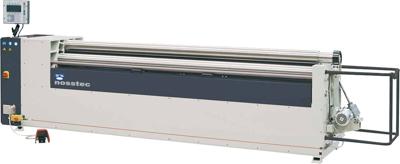 Nosstec 8268 | CNC gesteuerte Blechrundbiegemaschine | Luna AB