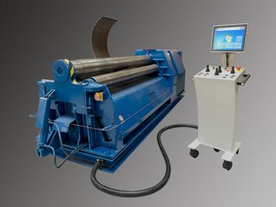 SweBend AB | Profilbiegemaschinen | Blechrundbiegemaschinen | Maschinenüberholungen | SweBend SEVEN CNC Steuerung | Roundo