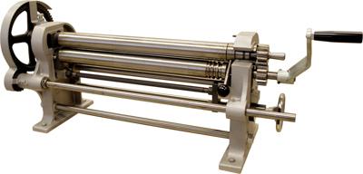 Nosstec AB | manuelle Blechrundbiegemaschine 4132