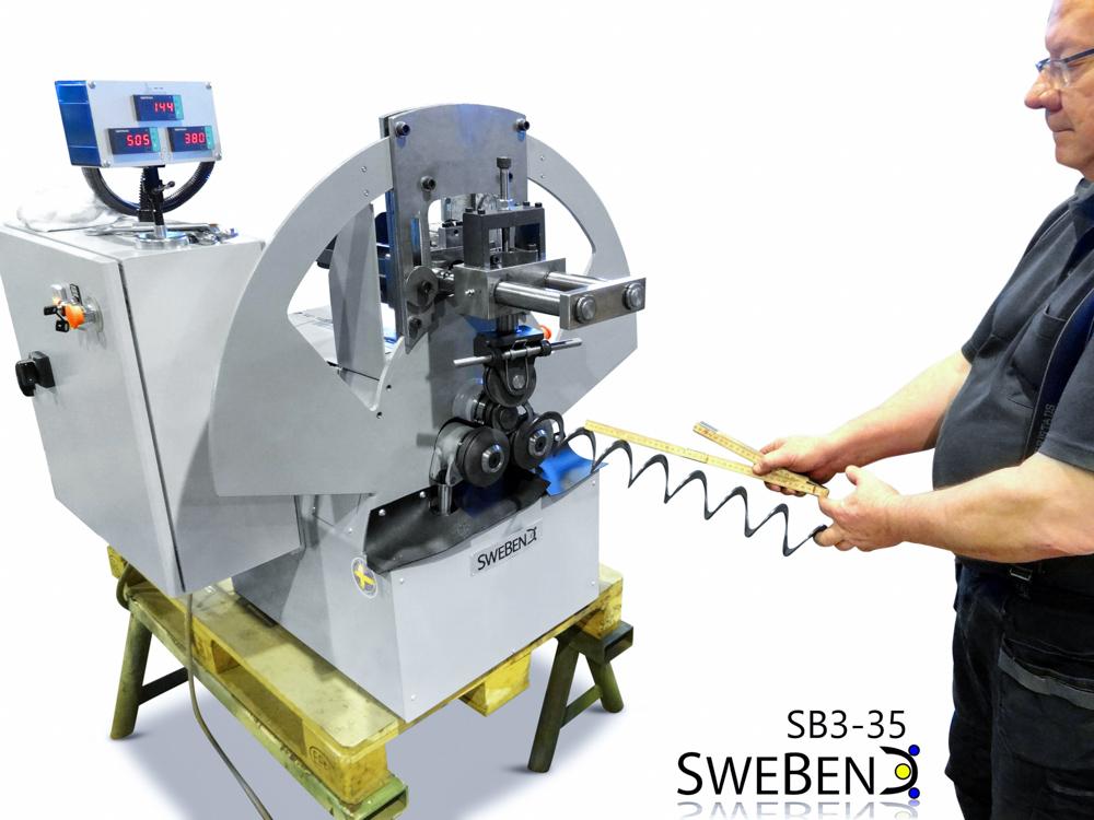 Venema-Biegetec GmbH | SweBend AB | Umformmaschine | Profilbiegemaschine