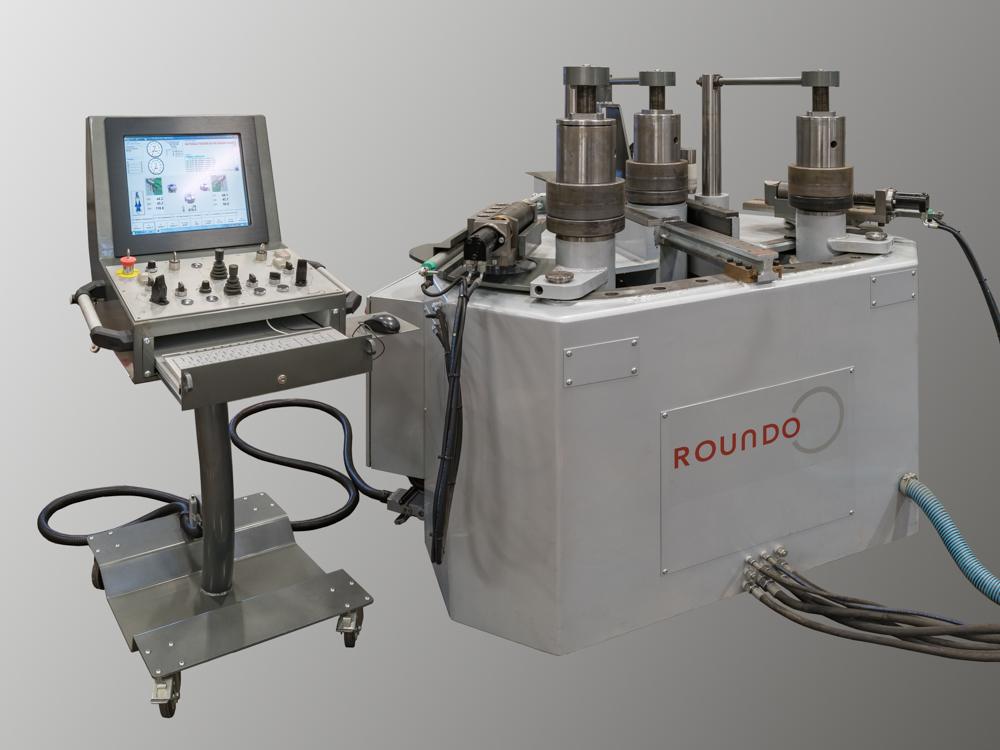 Venema-Biegetec GmbH | Lagermaschinen | Roundo AL-15 | CNC Steuerung